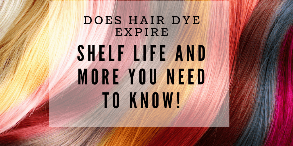 How Long Is Hair Dye Good For After Opening - Best Hair